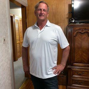 Men's Greg Norman golf shirt